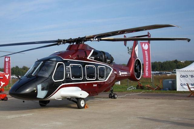 Что представляет собой вертолет Ка-62 и для чего он нужен?