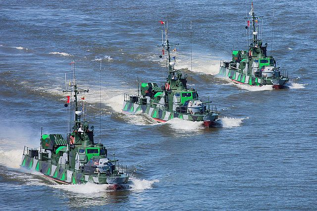 Учения Каспийской флотилии начались набазах вАстрахани иМахачкале