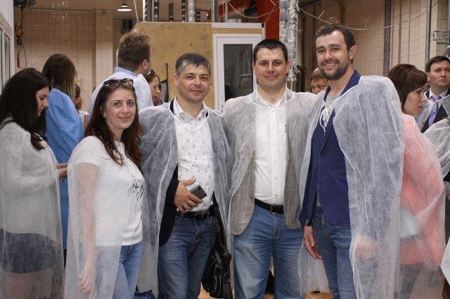 Визит на Барнаульский пивоваренный завод
