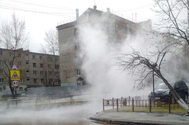 В Тюмени продолжают лечить пострадавших от фонтанов кипятка