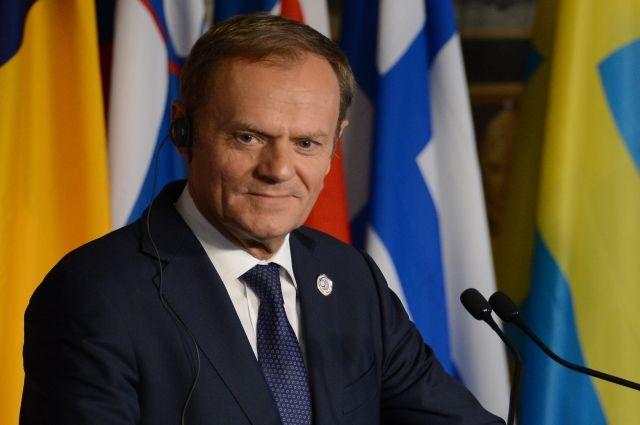 Туск: у европейского союза иСША нет общей позиции по Российской Федерации