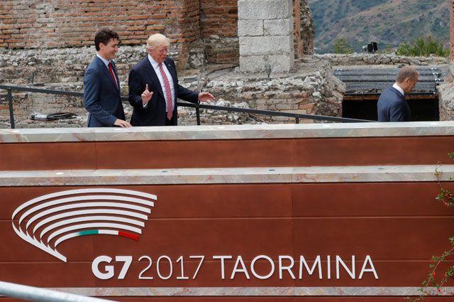Что будет обсуждаться на грядущем саммите G7 в Италии?