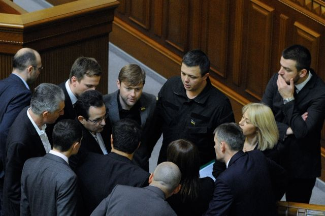 Депутат Верховной рады анонсировал блокаду предприятий украинских олигархов