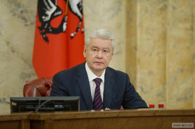 Собянин отметил огромное значение бизнеса для экономики столицы