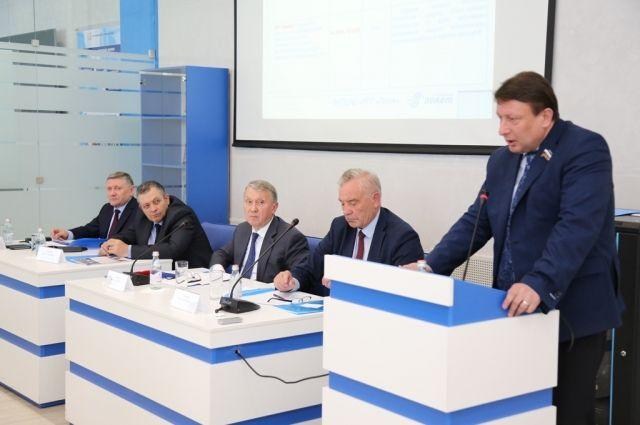 На заседании обсудили вопросы диверсификации предприятий ОПК