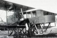 Сикорский и самолет
