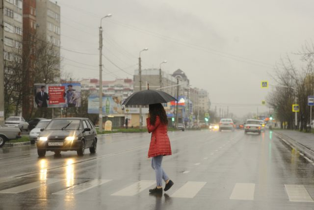 НаСтаврополье 27мая предполагается небольшой дождь сгрозой— Синоптики