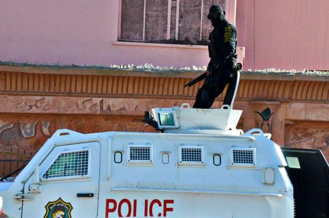 В Египте при нападении на автобус с христианами погибли 25 человек – СМИ