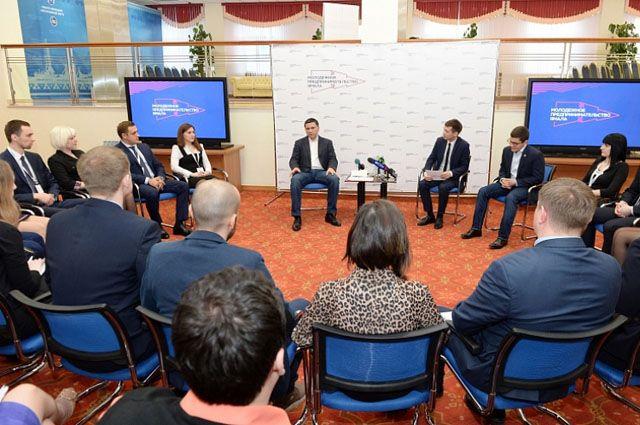 На Ямале стартовал региональный форум «Дни малого и среднего бизнеса».