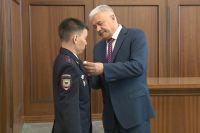 Владимир Колокольцев поблагодарил полицейских за отвагу.