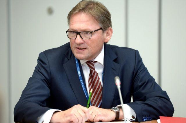 Путин предложил продлить полномочия Титова вкачестве бизнес-омбудсмена