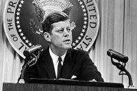 Президент США Джон Кеннеди. Июнь 1963 г.