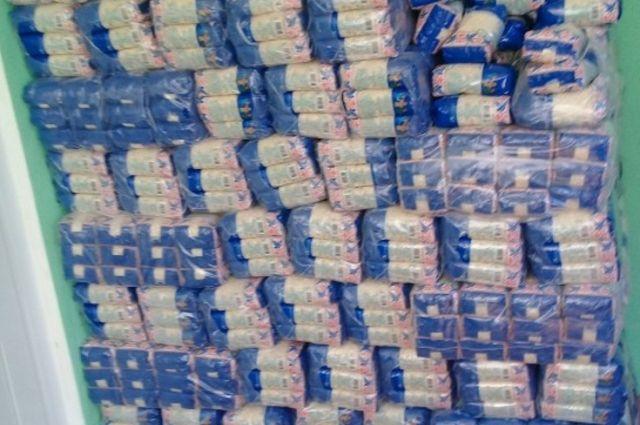 ВЯрославской области выявили практически полторы тонны зараженного риса