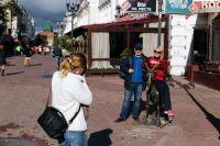 На площади Минина и улице Большой Покровской в будние дни ежедневный 4G+ трафик составляет более 800 ГБ
