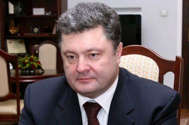 Порошенко рассказал об испытаниях ракеты украинского производства