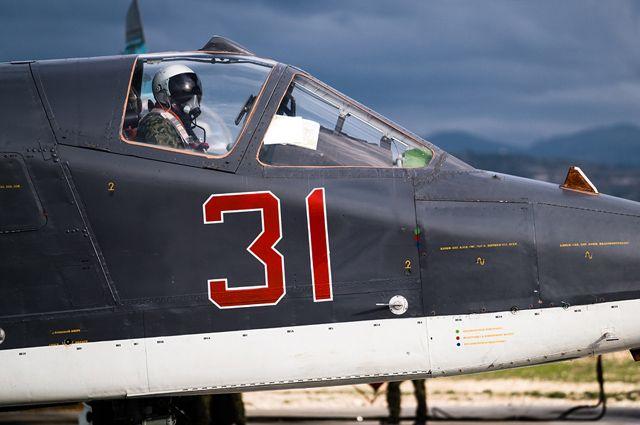 Авиация РФ уничтожила более 120 боевиков ИГ, направлявшихся в Пальмиру