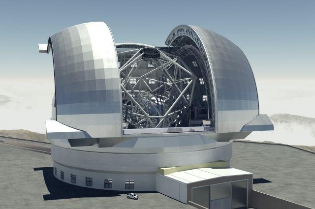 Вчилийской пустыне Атакама стартовало строительство самого крупного вмире телескопа EELT