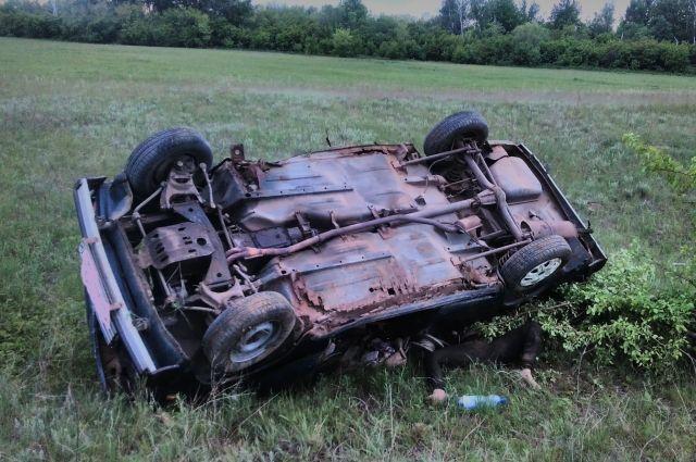 ВНовосергиевском районе вДТП погибли два человека