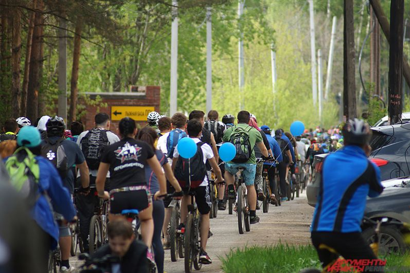 Далее маршрут шёл по улицам Гатчинская, Подлесная, Куфонина и Парковому проспекту.