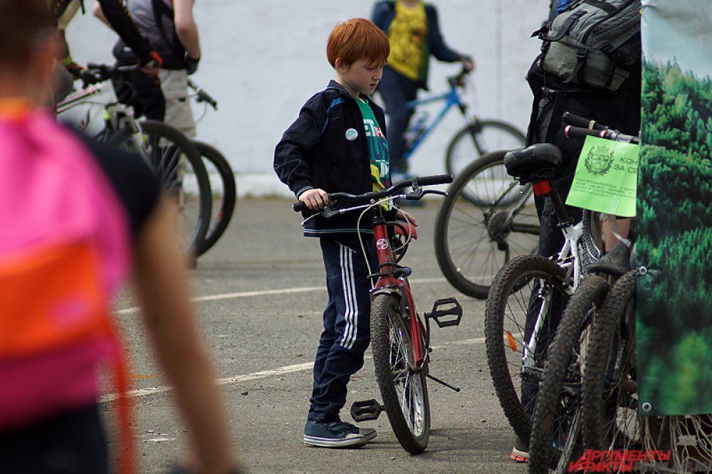 Закрытие велосезона состоится в конце лета.