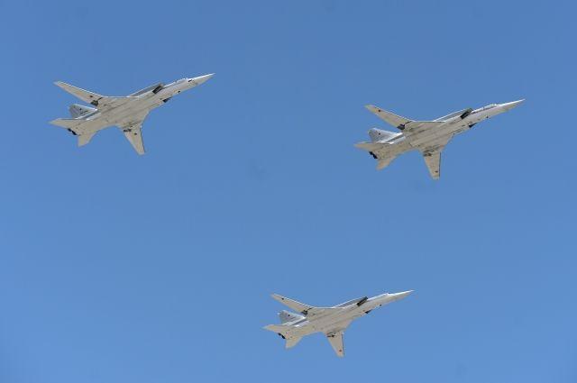 Английские истребители подняли ввоздух из-за русских Ту-22М3