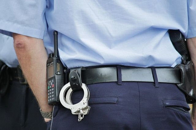 Из-за чего полиция задержала ребенка в центре Москвы?
