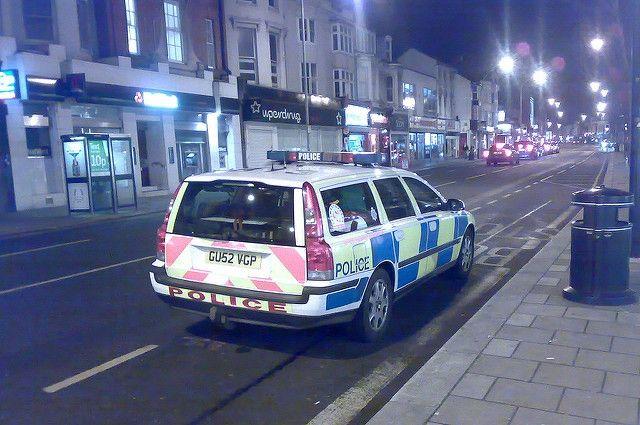 Зрителей лондонского театра эвакуировали из-за угрозы взрыва