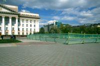 Красная площадь появится в Тюмени