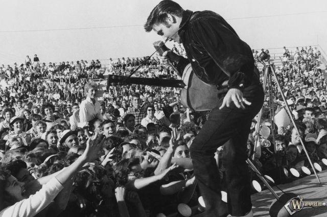 В США продали личный самолет Элвиса Пресли