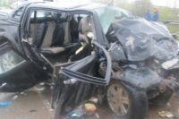 Страшная авария, в которой трое человек погибли,  произошла в Березниках.
