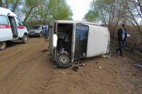 В смертельном ДТП погибла девушка-водитель