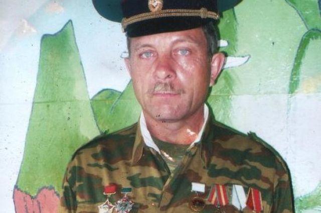 Николай Василенко сегодня - старлей запаса.