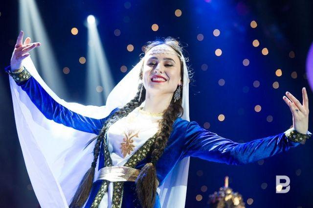 Дагестанка одолела вМеждународном студенческом конкурсе красоты италанта «Жемчужина мира— 2017»