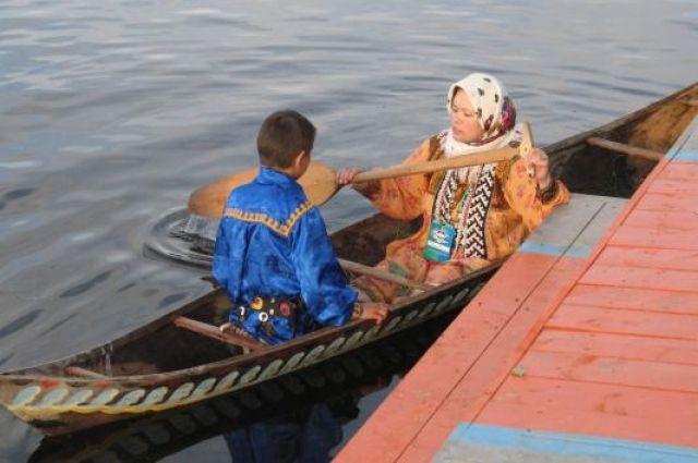 Мансийскую деревню вКондинском районе восстановили для туристов