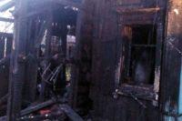 В Тюменской области по причине пожара женщина потеряла мужа и троих детей