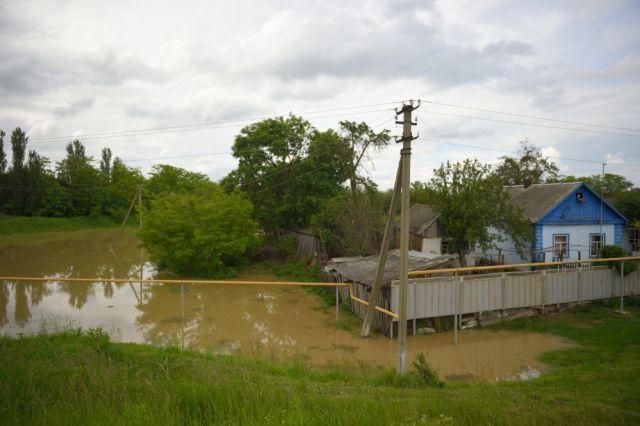 Пострадавшим от паводка предлагают осваивать новые земли