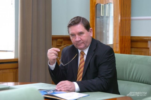 Губернатор Михайлов: «Беречь государство и народ – вот национальная идея»