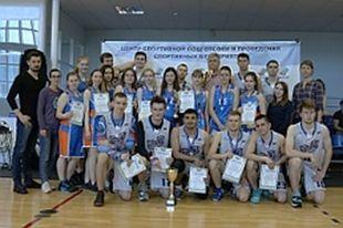 Тюменский государственный университет победил в спартакиаде ВУЗов