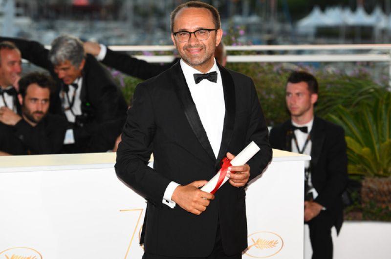 Российский режиссер Андрей Звягинцев получил приз жюри Каннского фестиваля за фильм «Нелюбовь».
