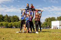 Детская секция чирлидинга в Дзержинске существует достаточно давно