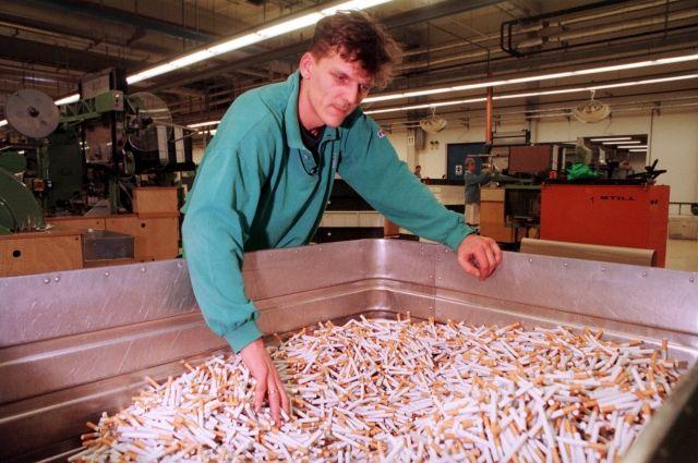 Внедрение ЕГАИС обойдется табачной ветви в47 млрд руб.