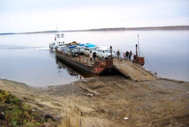 Открыта паромная переправа Нижний Новгород— Бор