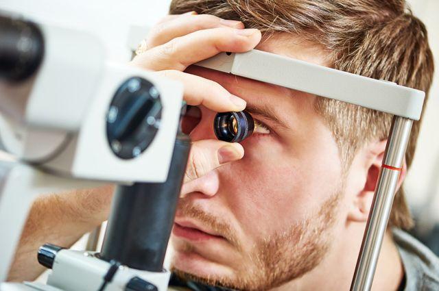 глаукома уходит навсегда
