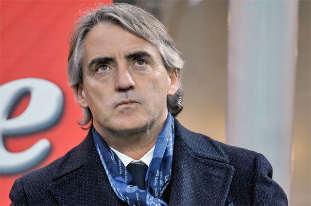 СМИ назвали зарплату итальянского тренера Манчини в «Зените»
