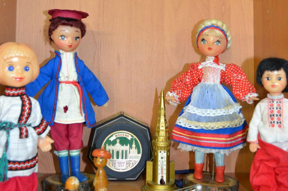Куклы делились на игровые, обрядовые, обереги