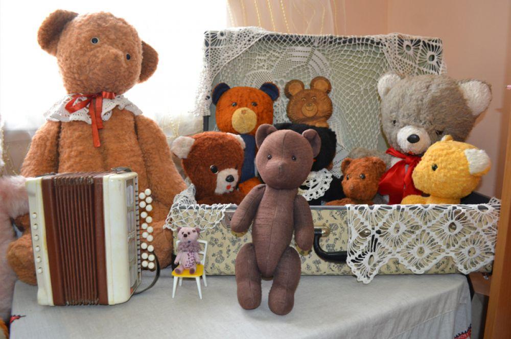 В музее представлено многообразие кукольного мира и история кукольного производства.