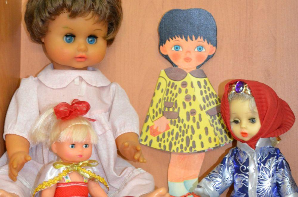 Сегодня коллекция кукол насчитывает более 200 экспонатов
