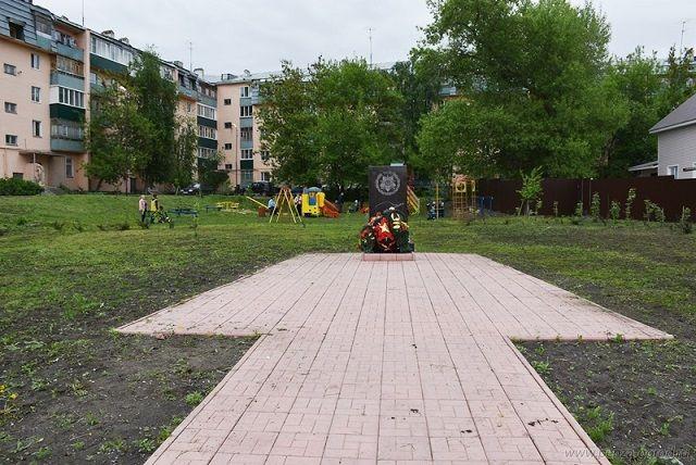 Сквер «70-летия Победы» в Ахунах радует пензенцев.