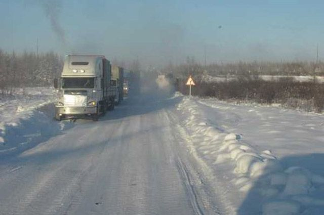 В 2018-ом сдадут арктический участок автодороги Сургут— Салехард