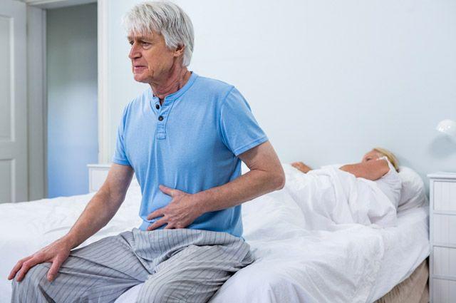 Боли внизу живота: причины, диагностика и лечение